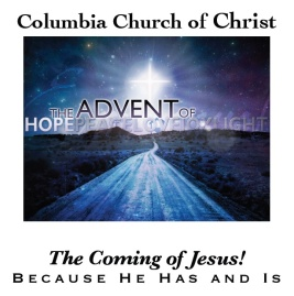 The Coming of Jesus Sermon Series