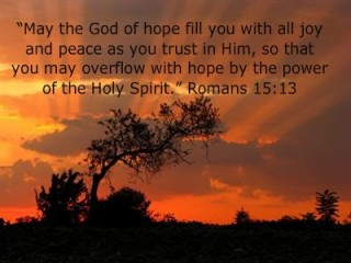 Romans 15.13